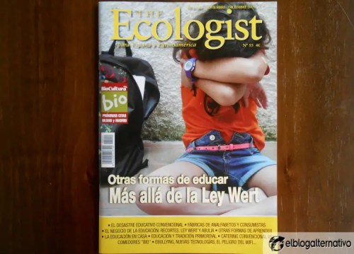 the ecologist 551 - the ecologist 55