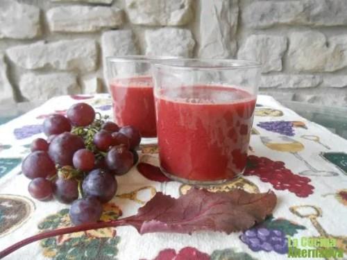 zumo de uva - zumo de uva