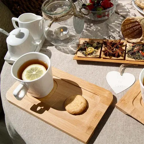Sorteo 2 - Sorteo de 3 sets de juego de té y tés orgánicos de OmTeaShanti (para España)