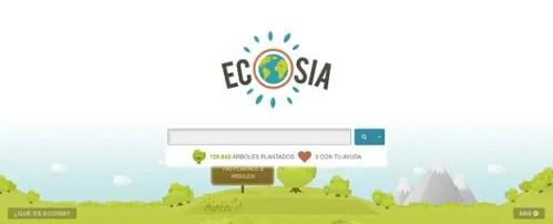 Ecosia buscador que planta arboles - Ecosia buscador que planta arboles