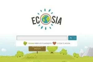 Ecosia buscador que planta arboles - ECOSIA, el buscador que planta árboles. Los viernes de Ecología Cotidiana