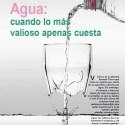 agua - AGUA: cuando lo más valioso apenas cuesta. Revista online Espacio Humano 180