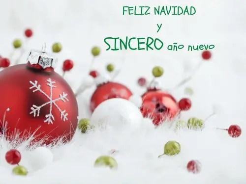 navidad2013 - Feliz Navidad y Sincero Año Nuevo