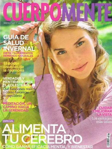 cm1 - Recomiendan El Blog Alternativo en la revista CuerpoMente nº 261