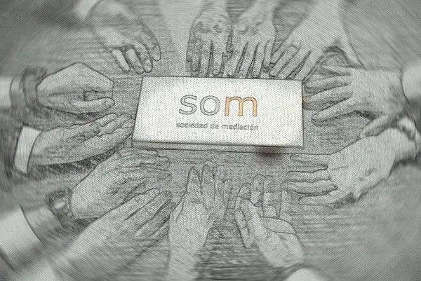 SOM Sociedad de Mediación manos - Resolviendo conflictos a través de la mediación. Nos lo explican SOM, Sociedad de Mediación