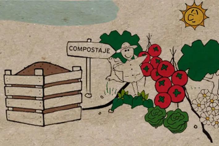 compostaje - Reduce, Reutiliza, COMPOSTA. Los viernes de Ecología Cotidiana