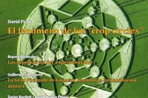 dogma cero 7 - El fenómeno de los CROP CIRCLES: revista online Dogma Cero 7