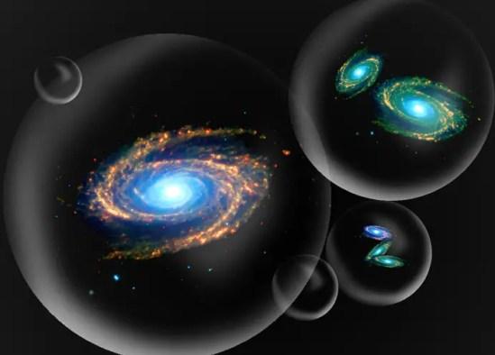 Resultado de imagen de multiverso