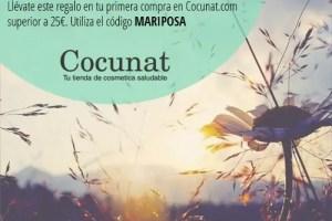 post Blog Alternativo - COCUNAT, tu tienda de cosmética saludable, te regala un ecobálsamo labial