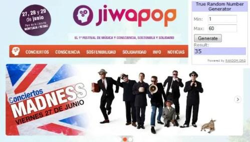 Ganadores Jiwapop - Ganadores Jiwapop