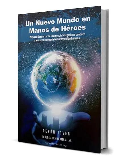 """libro - """"LOS HÉROES ACTUALES son los que se atreven a hacer las cosas de manera diferente"""". Valiente entrevista al autor Pepón Jover"""