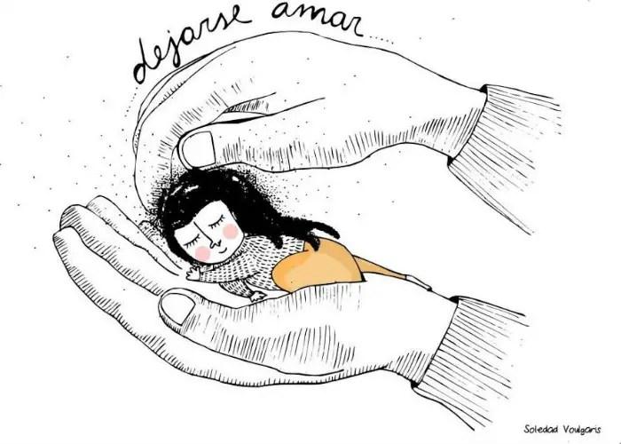 """soledad1 - """"Una vez que estás en tu camino la vida decide por vos"""". Entrevista a la ilustradora uruguaya Soledad Voulgaris"""