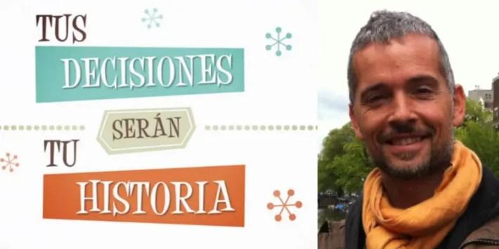 """tus decisiones - """"Vivimos en una sociedad más interesada en distraerse que en educarse"""". Entrevista a Vicens Castellano"""