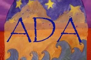 ADA1 - ADA o el inicio de la aventura hacia nuestro interior, novela de Ana Sabater