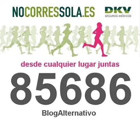 nocorressola - La Carrera de la Mujer llega a Zaragoza el próximo 9 de Noviembre