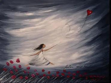 FOLLOW YOUR HEART AMANDA CASS - ¿Cuál es tu motivación? ¿Y tu ilusión?