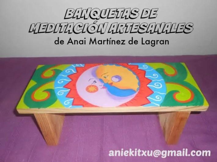 banqueta2 - Banquetas de meditación artesanales