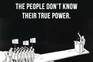 """poderciudadano - mundobocabajo: el verdadero poder es el """"no poder"""""""