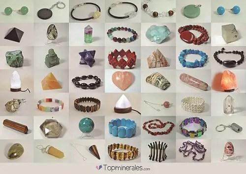 Los minerales de Topminerales - Template Pequeño formato