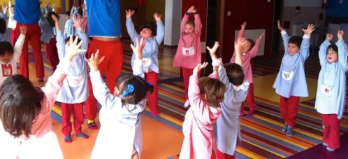 yoga niños - yoga niños