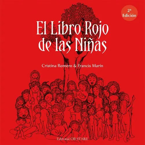 libro rojo de las niñas - libro rojo de las niñas