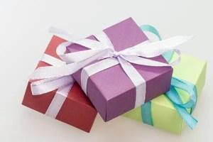 regalos - Envoltorios ecológicos para tus regalos