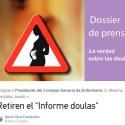 DOULAS - Matronas y enfermeras contra la figura de la doula