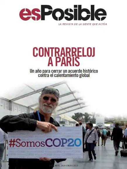 esposible - CLIMA y cumbres. Revista online esPosible 48