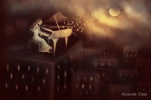 moonlight symphony by amanda cass 500x333 - El precio de la 'INVALIDEZ' SOCIAL