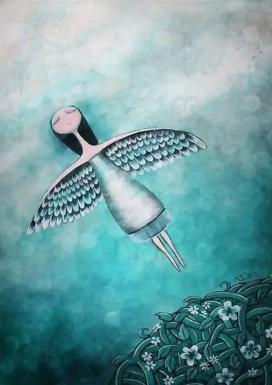 spread yor wings - El precio de la 'INVALIDEZ' SOCIAL