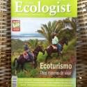 ecologist 61 - ECOTURISMO: otras maneras de viajar. The Ecologist 61
