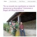 """vida positivo1 - """"Practica la ecología mental y no hagas las cosas por inercia"""": entrevista a Ángel González de El Blog Alternativo"""