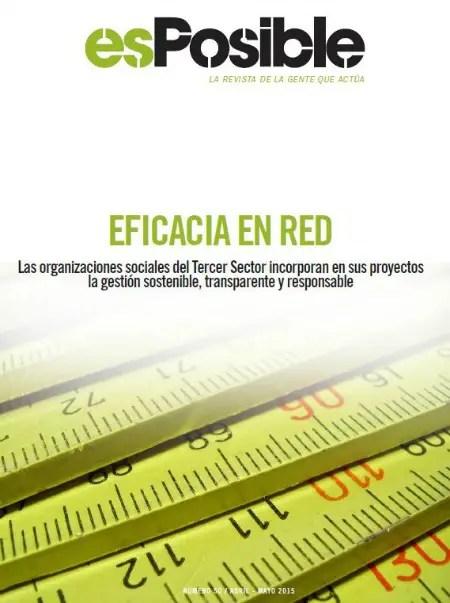 eficacia en red - Eficacia en red del Tercer Sector: revista online esPosible 50
