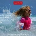 Happymotto 89 - Para descubrir cómo se nada en el mar hay que salir de la pecera...
