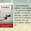 La utopía posible Jordi Sierra i Fabra - La utopía posible. O cómo sobrevolar las adversidades sin perder la sonrisa