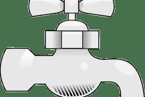 grifo - Consejos para un consumo responsable del agua