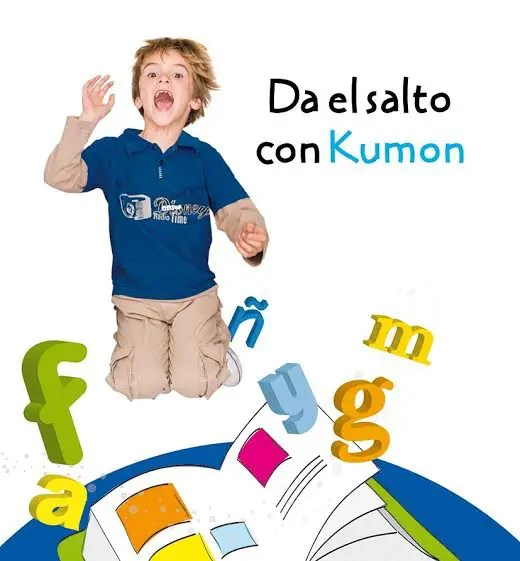 Da el salto con Kumon - Las notas de tus hijos mejoran con el método Kumon