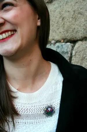 """Sesión Borboletas Blanca 01 - """"La creatividad y la inspiración son como pequeñas chispas dentro de tí"""" Entrevista a Silvia Jiménez de Borboleta Artesanía"""