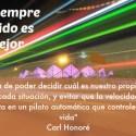 """rapido - """"No siempre ir rápido es mejor"""" Carl Honoré y los beneficios de la vida lenta"""