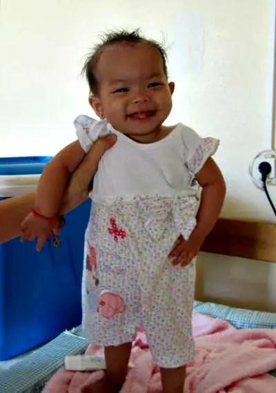 1 - Adopción en China (hace 4 años de mi parto)