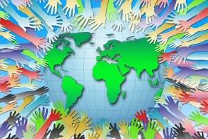 Solidaridad - Solidaridad entre personas mientras llega el mundo ideal
