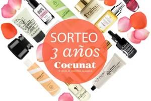sorteo Cocunat - ¡Y ya tenemos a la ganadora del sorteo de Cocunat!