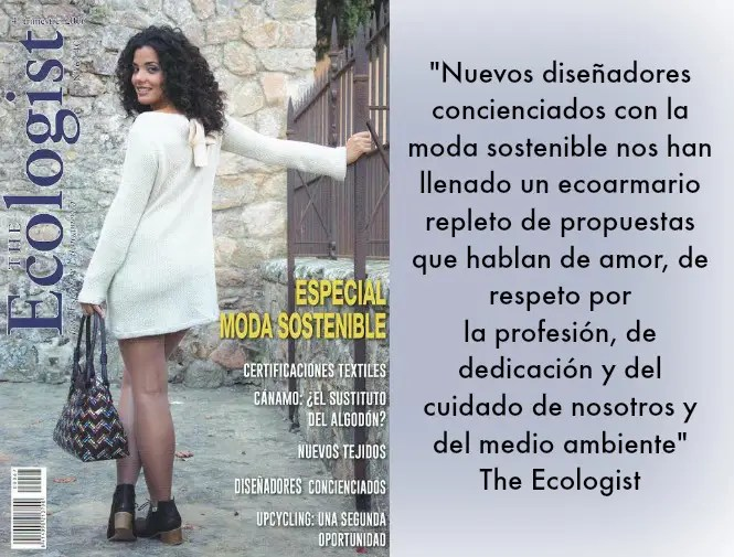 ecologist - MODA SOSTENIBLE: revista The Ecologist 67
