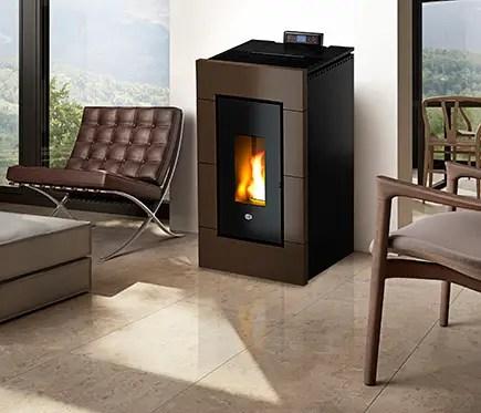 Estufas de pellets calefacci n ecol gica y econ mica el - Tipos de calefaccion economica ...