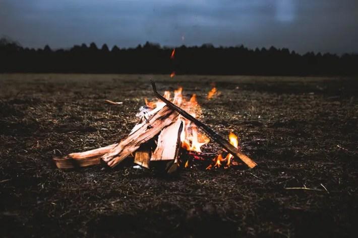 mindfulness y fuego