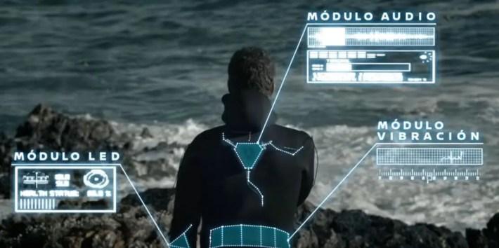 percebeiro shield - Percebeiros Shield:  la tecnología de Nissan que ayuda a los percebeiros en su arriesgado trabajo