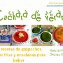 cuchara verano - CUCHARA DE VERANO: recetario gratuito de gazpachos y sopas frías