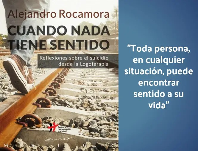 Cuando nada tiene sentido - libro de Alejandro Rocamora