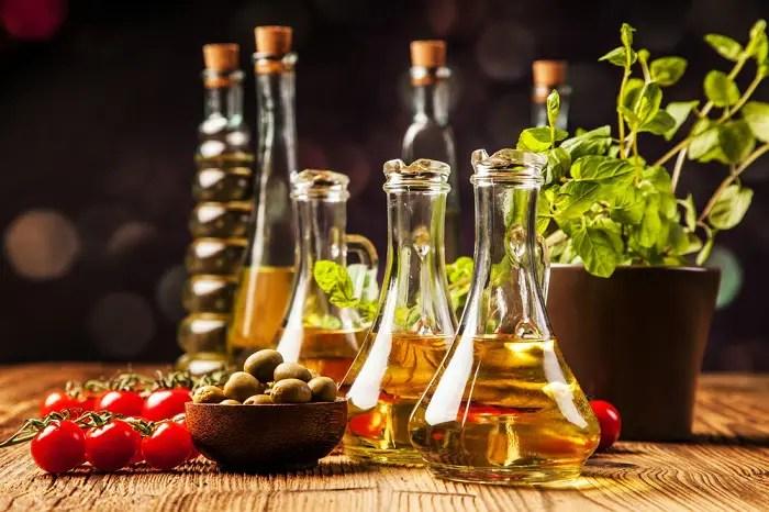 aceite de albahaca - Haz tus propios aceites con plantas aromáticas