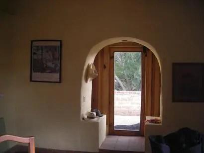 casas de paja interior - Construcción de casas con paja: volviendo a los orígenes